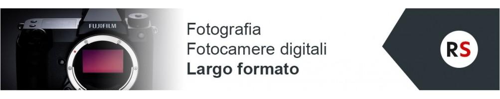 Fotografia: le fotocamere digitali largo formato | Riflessishop.com