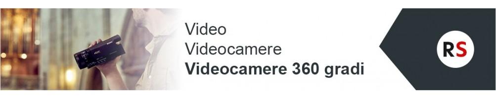 Video: videocamere 360 gradi   Riflessishop.com