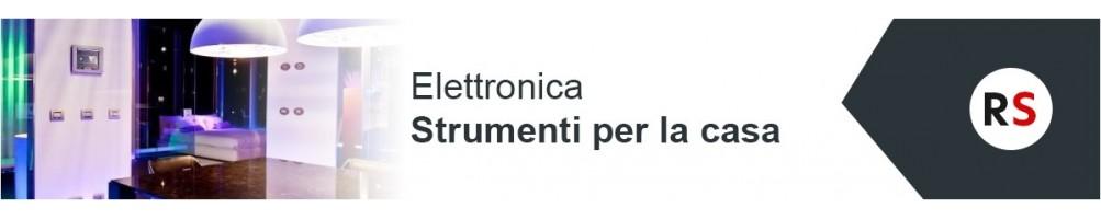 Elettronica: strumenti per la casa | Riflessishop.com