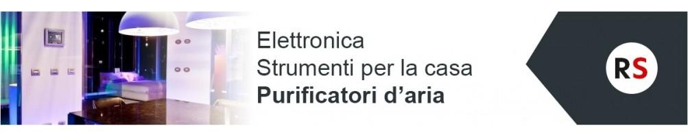 Elettronica: purificatori d'aria   Riflessishop.com