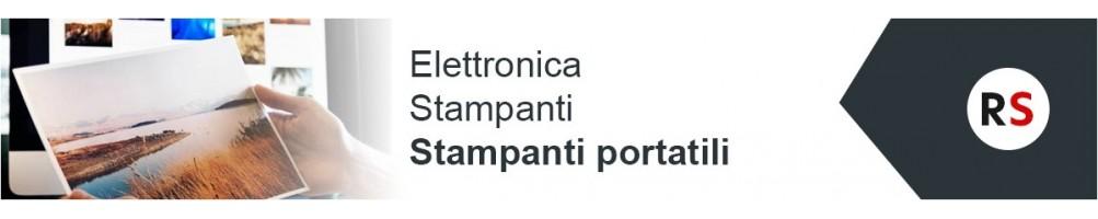Elettronica: stampanti portatili | Riflessishop.com
