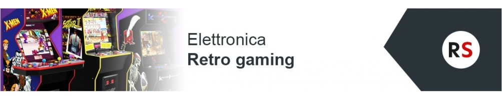 Elettronica: Old video game | Riflessishop.com