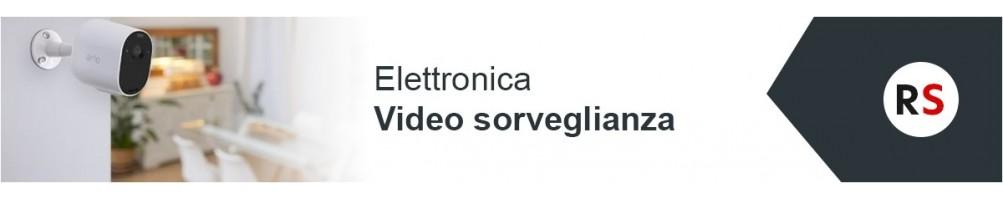 Elettronica: videocamere di sorveglianza | Riflessishop.com