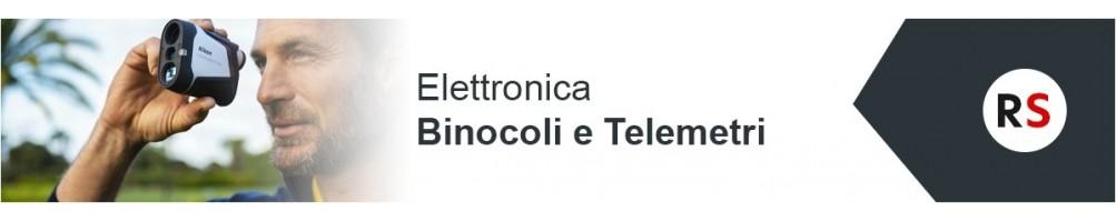 Elettronica: binocoli e telemetri | Riflessishop.com
