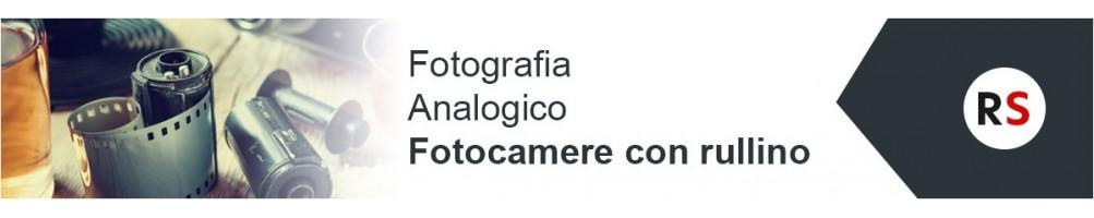 Fotografia: fotocamere con rullino | Riflessishop.com