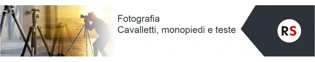 Fotografia: cavalletti e treppiedi | Riflessishop.com
