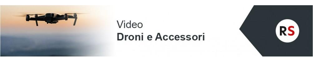 Video: droni e accessori | Riflessishop.com