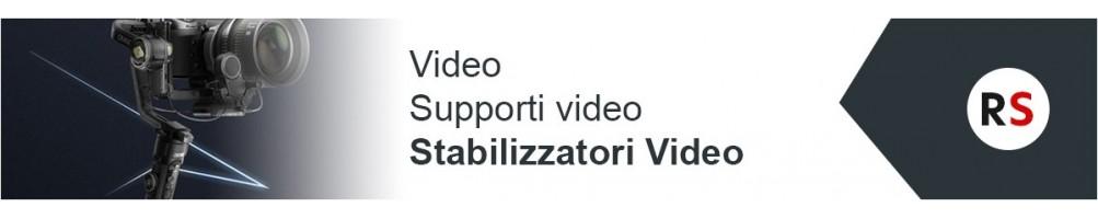 Video: supporti video stabilizzatori | Riflessishop.com