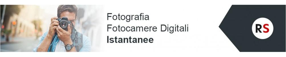 Fotografia: le fotocamere digitali istantanee | Riflessishop.com