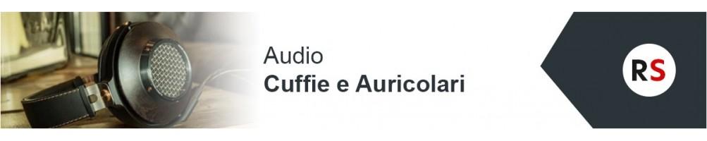 Audio: cuffie e auricolari   Riflessishop.com